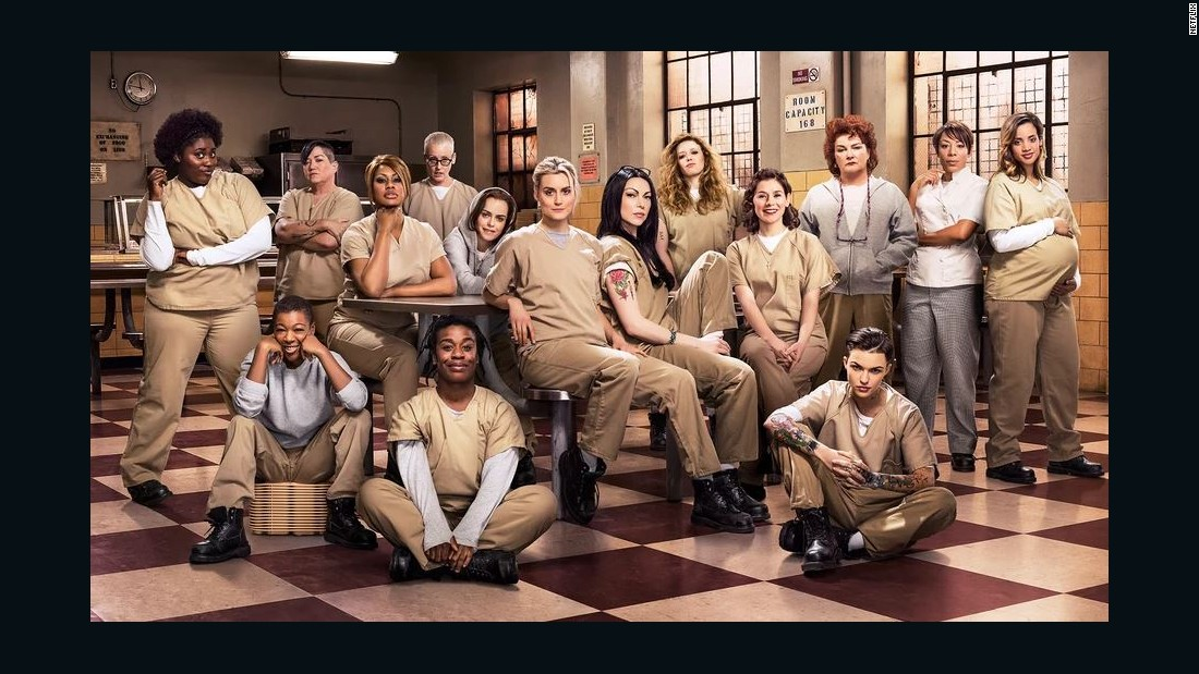 Cast of OTNB on Netflix.