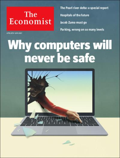 Economist Why Computers Will Never Be Safe