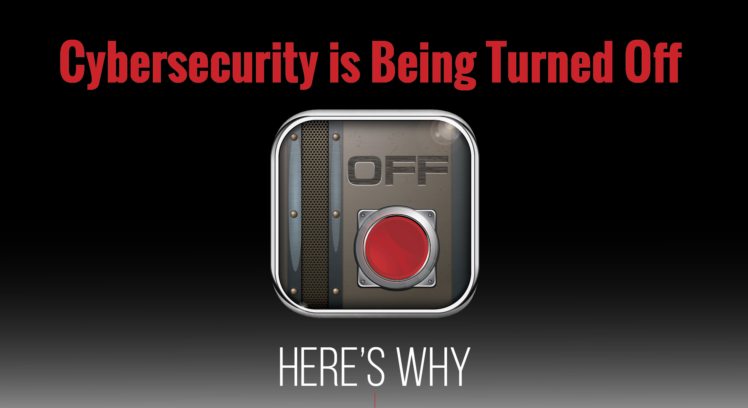 Turning Off Security Bromium Infosecurity 2017 Research Infographic
