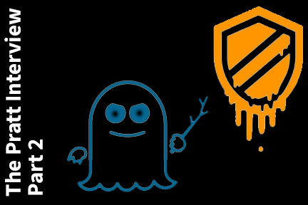 Enterprise response for Spectre and Meltdown