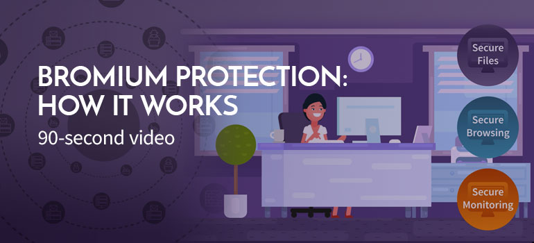 Stopping threats in real time with Bromium application isolation