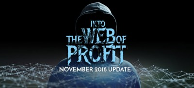 Bromium Web of Profit Catch Me If You Can