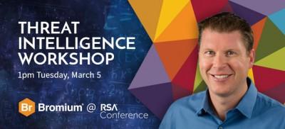 Bromium RSA conference 2019