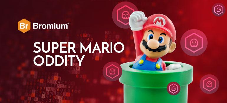 Bromium-Gandcrab-Super-Mario-Oddity