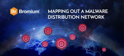 Bromium Mapping Malware Distribution Blog