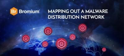 Bromium Mapping Malware Distribution Blog