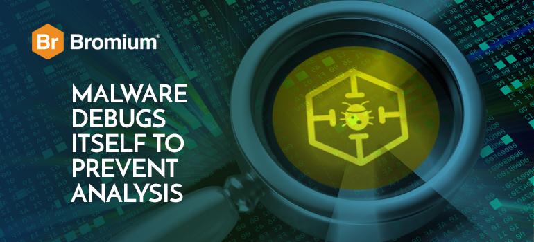 Bromium Malware Debugs Itself blog image