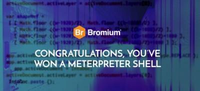 Bromium Meterpreter Shell Blog Image
