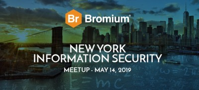 See Bromium at NY Information Security Meetup May 14 2019