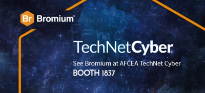 Bromium TechNet Cyber 2019, Booth 1837